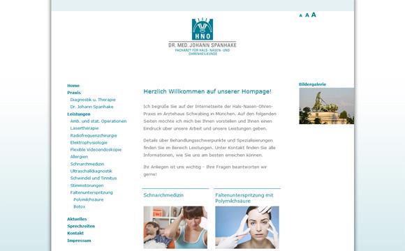andreas menard webdesign-andreas menard webdesign www.hno-schwabing-muenchen.de