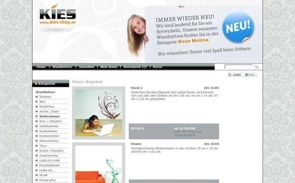 andreas menard webdesign-