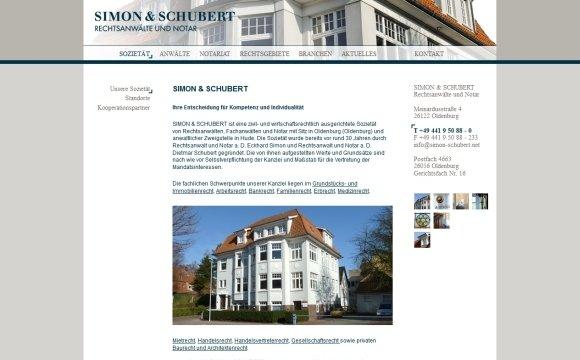 andreas menard webdesign-Kanzlei Simon & Schubert